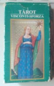 TAROT DE VISCONTI-SFORZA